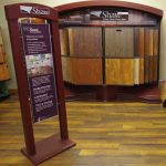 Shaw Hardwood Flooring at Menomonie Flooring Centre